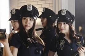 Girl's Day posa como sexys policías para comercial - Fotos