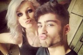 Perrie Edwards rompe código Little Mix por comprometerse con Zayn Malik