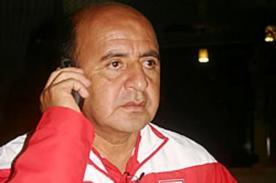 Directivo de la FPF: Daniel Ahmed debe entrenar a la selección peruana