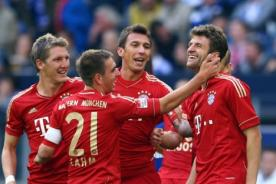 Video - Bundesliga: Bayern Munich ganó 1-0 al Wolfsburgo con Pizarro en banca