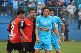 A qué hora juega Melgar vs Sporting Cristal - Descentralizado 2013