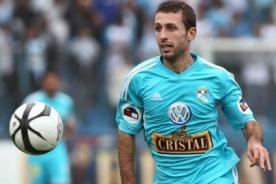 Horacio Calcaterra aún sueña con el título en Sporting Cristal