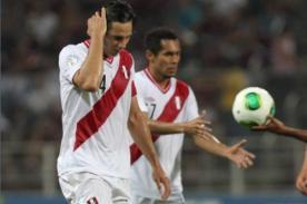 Selección peruana desciende hasta el puesto 39 en el ránking FIFA