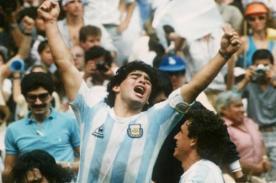 Un día como hoy nació D10S: Feliz Cumpleaños Diego Armando Maradona