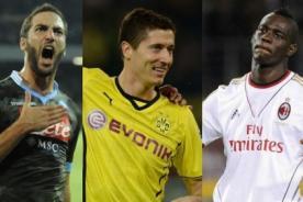 Champions League: Programación completa para la jornada de hoy