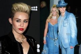 Miley Cyrus quiere un novio como Justin Timberlake