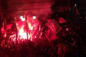 Play Off 2013: Hijo de Ángel Comizzo sube fotos en Twitter del 'Banderazo'