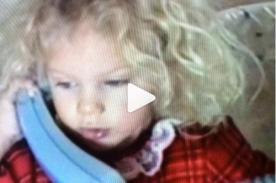 Taylor Swift comparte video de su niñez en Navidad