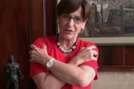 VIDEO: Susana Villarán hace un llamado para trabajar por el desarrollo de Lima