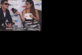 Lenny Fierro presenta su nuevo sencillo 'Hasta que me olvides' - Video