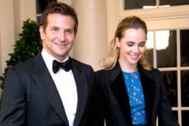 Bradley Cooper: No usé ropa interior el día que conocí a Barack Obama
