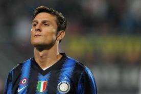 Javier Zanetti: Inter es mi vida, mi casa y mi deseo es seguir aquí
