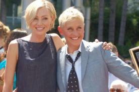 Conozcan a la esposa de Ellen DeGeneres