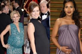 Conoce a las actrices embarazadas de Hollywood 2014 – FOTOS