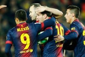 En vivo: Barcelona vs Getafe (2-2) - Transmisión por ESPN - Liga BBVA