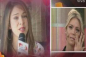 Video: Sheyla Rojas se emociona hasta las lágrimas por el Día de la Madre