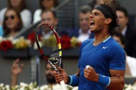 Masters de Madrid 2014: Rafael Nadal venció a Kei Nishikori en la final - VIDEO