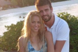 Shakira y Piqué: El beso más apasionado de los Billboard - [Foto]