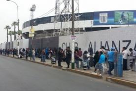 Copa Inca 2014: Entérate a qué hora se abrirán las puertas del estadio para la final