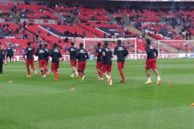 Perú vs Inglaterra en vivo: Minuto a minuto alineaciones confirmadas