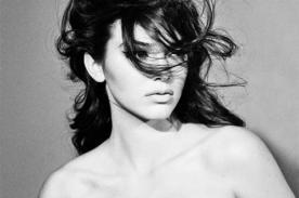 Kendall Jenner hace topless para sexy sesión de fotos