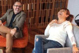 Magaly Medina sobre Beto Ortiz: Nos hemos sacado la mugre mutuamente