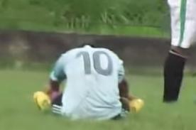 Penal pateado en fútbol peruano es burla en el mundo entero [VIDEO]