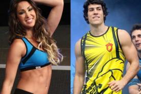 Esto Es Guerra: Patricio Parodi y Melissa Loza fueron retirados en vivo [VIDEO]
