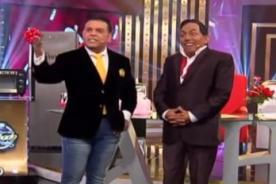 Edwin Sierra pasó la verguenza de su vida en programa de Chibolín - VIDEO