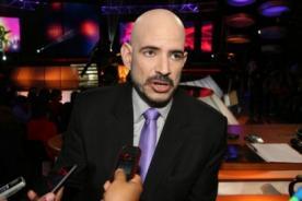 Yo Soy: Imitador insulta a Ricardo Morán en vivo - VIDEO