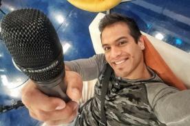 Espectáculos: Ernesto Jiménez da clases de fidelidad a todos con dos frases