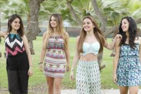 Ex América Kids despierta fantasías con atrevida FOTO