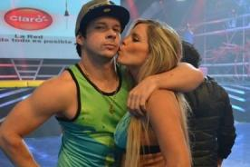 ¿Alejandra Baigorria defendió a Mario Hart de Leslie Shaw?