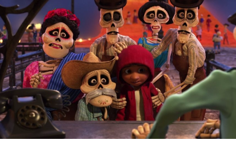 Disney Pixar: Todos los easter eggs presentes en Coco (VIDEO)