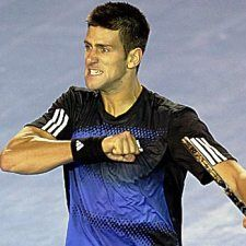 Video del Novak Djokovic vs Conor Niland – US Open 2011