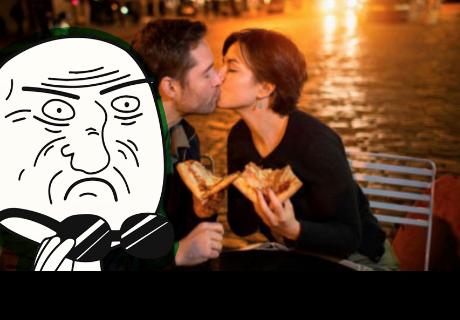 Las parejas enamoradas aumentan 8 kilos promedio durante su primer año de relación