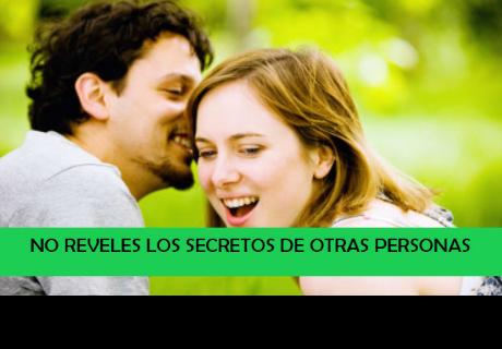 5 cosas que tu pareja no tiene porque que saber de ti