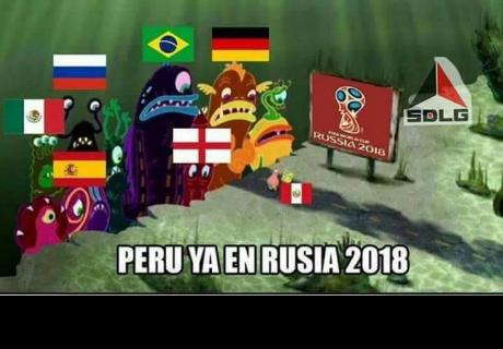 Mundial Rusia 2018: Todos los memes del Perú vs Nueva Zelanda
