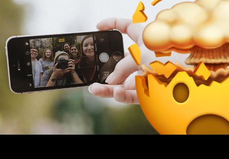 Un 'selfie' lo salvo de ir a prisión y cumplir una condena de 99 años