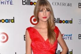 Taylor Swift habría sido elegida para versión fílmica de Los Miserables