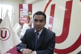 Universitario: Julio Pacheco quedó habilitado para retomar su función