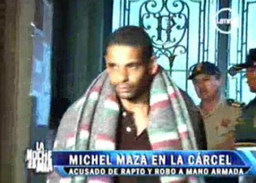 Ex Charanga Habanera fue trasladado a Lurigancho (Video)