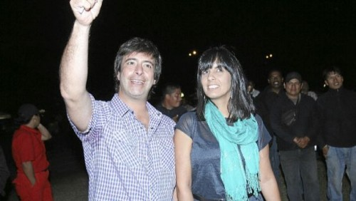 Hija de Alan García confirmó relación con Carlos Carlín