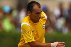 Rainer Torres: Con o sin refuerzos, Universitario le ganará a Cristal