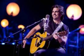 Juanes se ubica en primeros puestos en rankings de radios colombianas