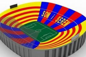 Barcelona vs Real Madrid: Hinchas preparan una fiesta en el Camp Nou
