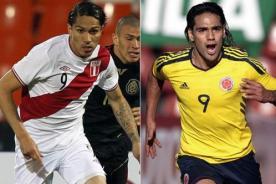 Video del Perú vs Colombia (0-1) - Eliminatorias Brasil 2014
