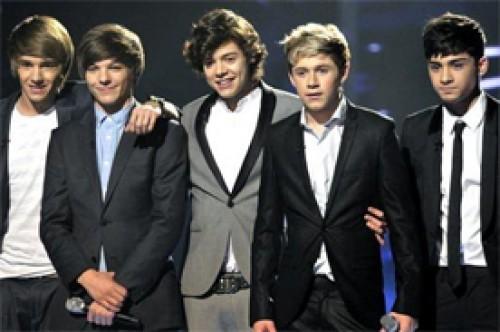 One Direction podría tener su propia serie animada