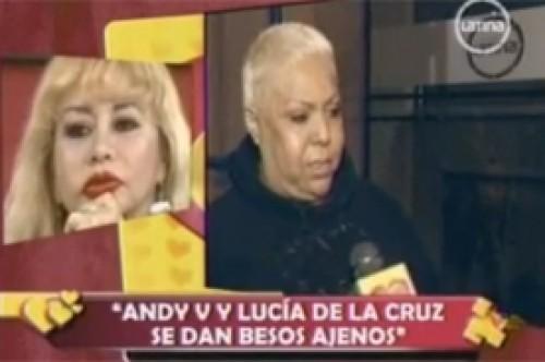Video: Lucía de la Cruz habla sobre su ampay con esposo de Susy Díaz