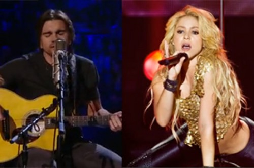 Grammy Latino 2012: Juanes y Shakira nominados a Mejor Video Musical Largo
